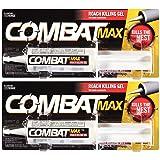 Combat Source Kill Max Roach Killing Gel, 60 Grams Pack Of 2 (Tamaño: 2 Pack)