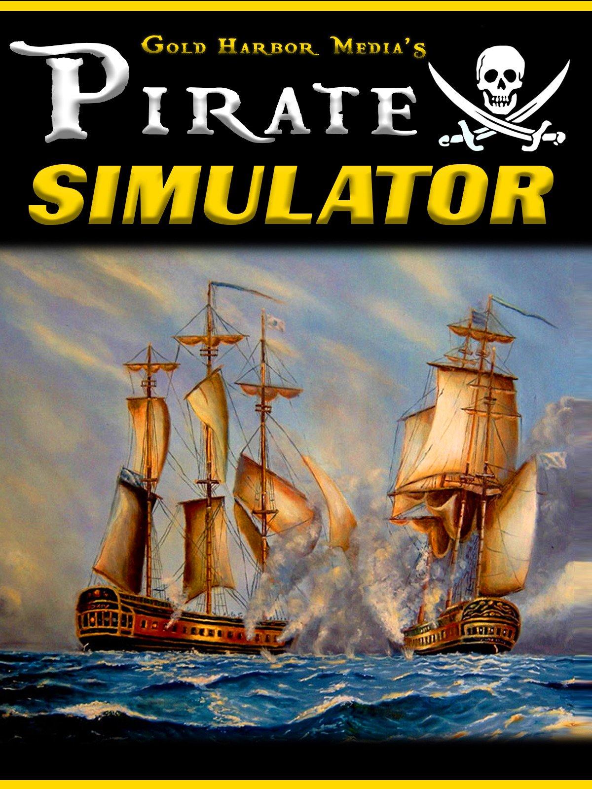 Pirate Simulator on Amazon Prime Instant Video UK