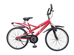 Kross K30 DX Single Speed 24T Bicycle (Multicolor)