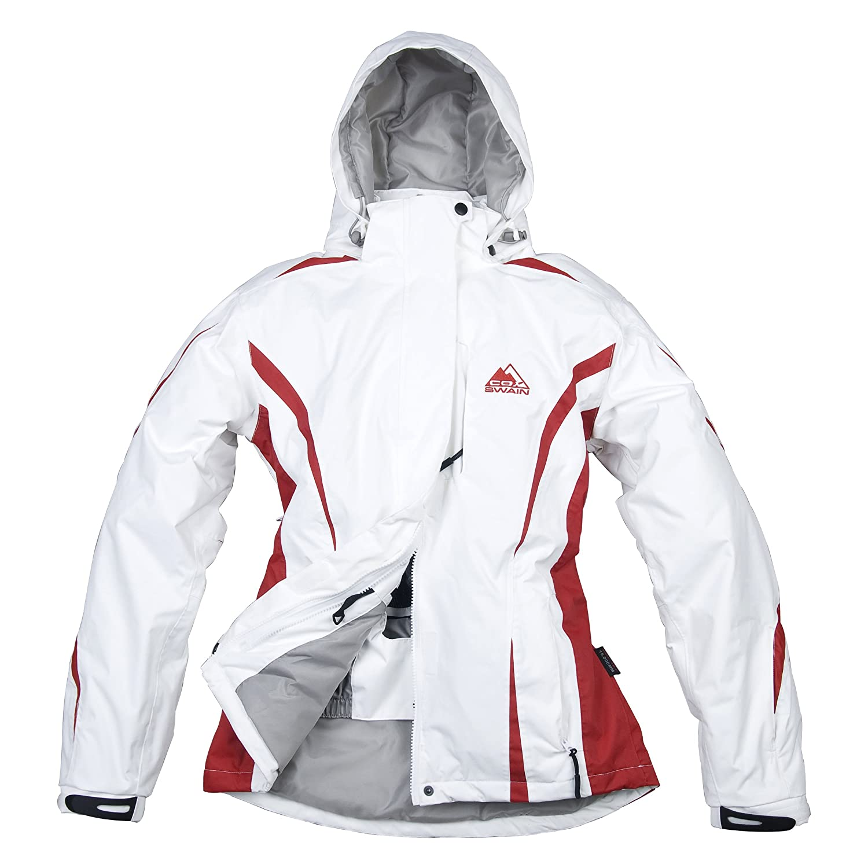COX SWAIN TITANIUM Damen 2-lagen Outdoor Ski- und Snowboard Multifunktionsjacke ASPEN mit Recco online kaufen