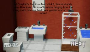 Furniture Mod 3.48 Pe by mie