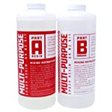 Multi-Purpose Clear Casting & Coating Epoxy Resin - 64 Ounce Kit