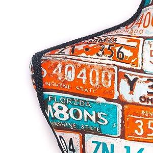 CrownPrintedLEDLightFemaleMannequinTorsoDressForm(OnWhiteTripodStand)(Orange) (Color: Orange)