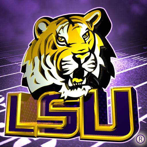 LSU Tigers Revolving Wallpaper at Amazon.com