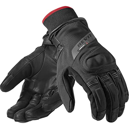 REV IT - Gants Kryptonite Goretex Noir