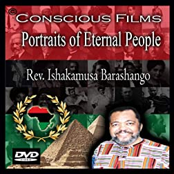 Portraits of Eternal People - Rev. Ishakamusa Barashango