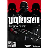 Wolfenstein: The New Order - PC (Color: green)