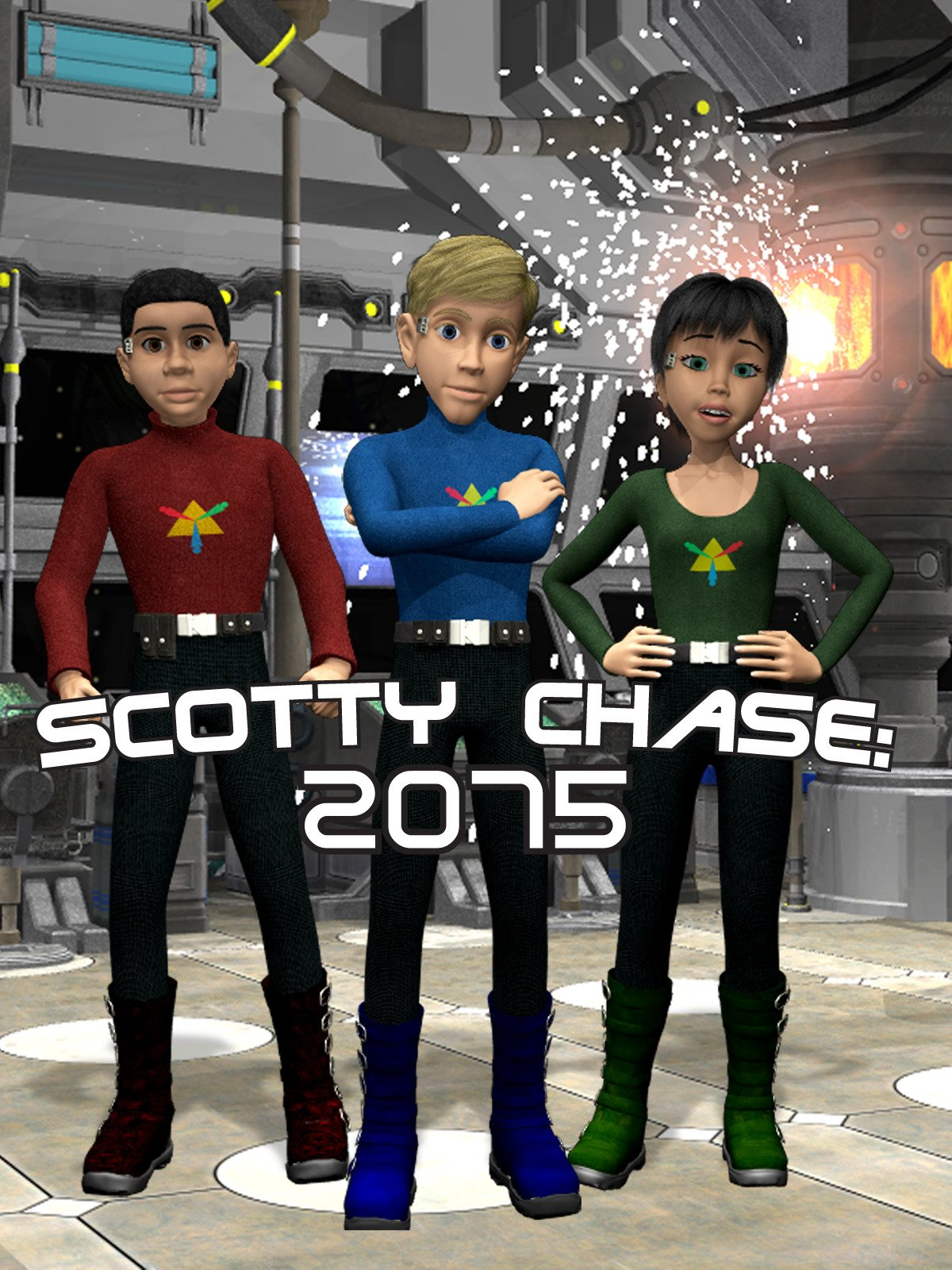 Scotty Chase 2075 on Amazon Prime Instant Video UK