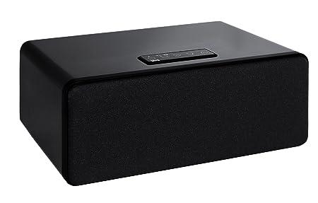 Blu:s Celestial Enceinte stéréo Bluetooth avec entrée auxiliaire touches tactiles et télécommande 2 x 10 W RMS
