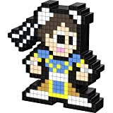 PDP Pixel Pals Capcom Street Fighter II Chun Li Collectible Lighted Figure, 878-033-NA-CHUN LI (Tamaño: 6 inches)