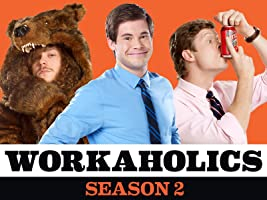 Workaholics Season 2