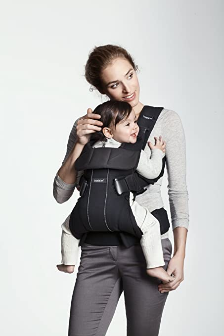 BABYBJORN Baby Carrier, One, Black is it worth the price ?