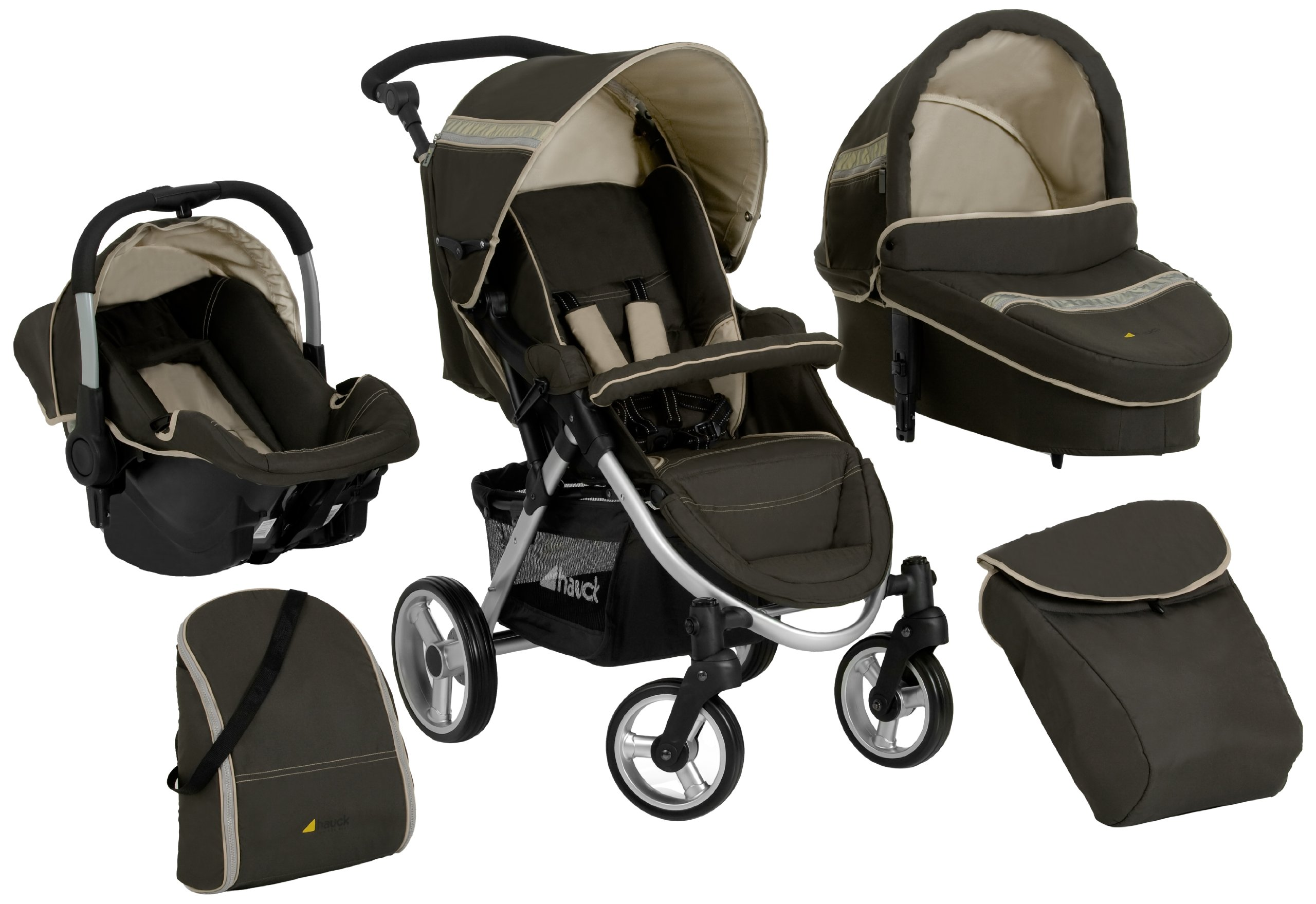 Condor All-in-One Travel System