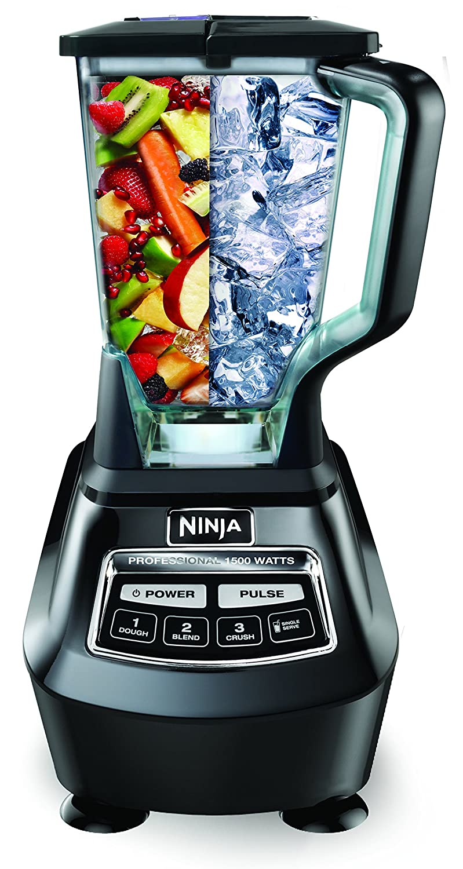 New Professional System Ninja Mega Kitchen Blender 1500