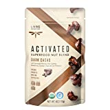 LIVING INTENTIONS NUT BLEND DARK CACAO (Tamaño: 4 Ounce)