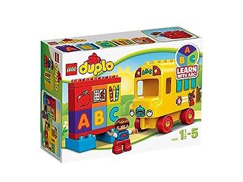 LEGO - 10603 - Duplo - Jeu de Construction - Mon Premier Bus