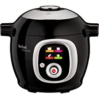 Tefal CY701840 Cook4Me Intelligent Multi Cooker (Black)