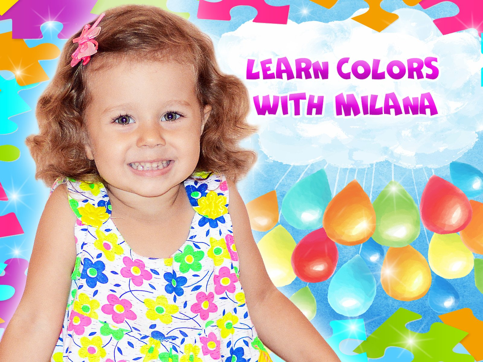 Learn Colors with Milana - Season 1
