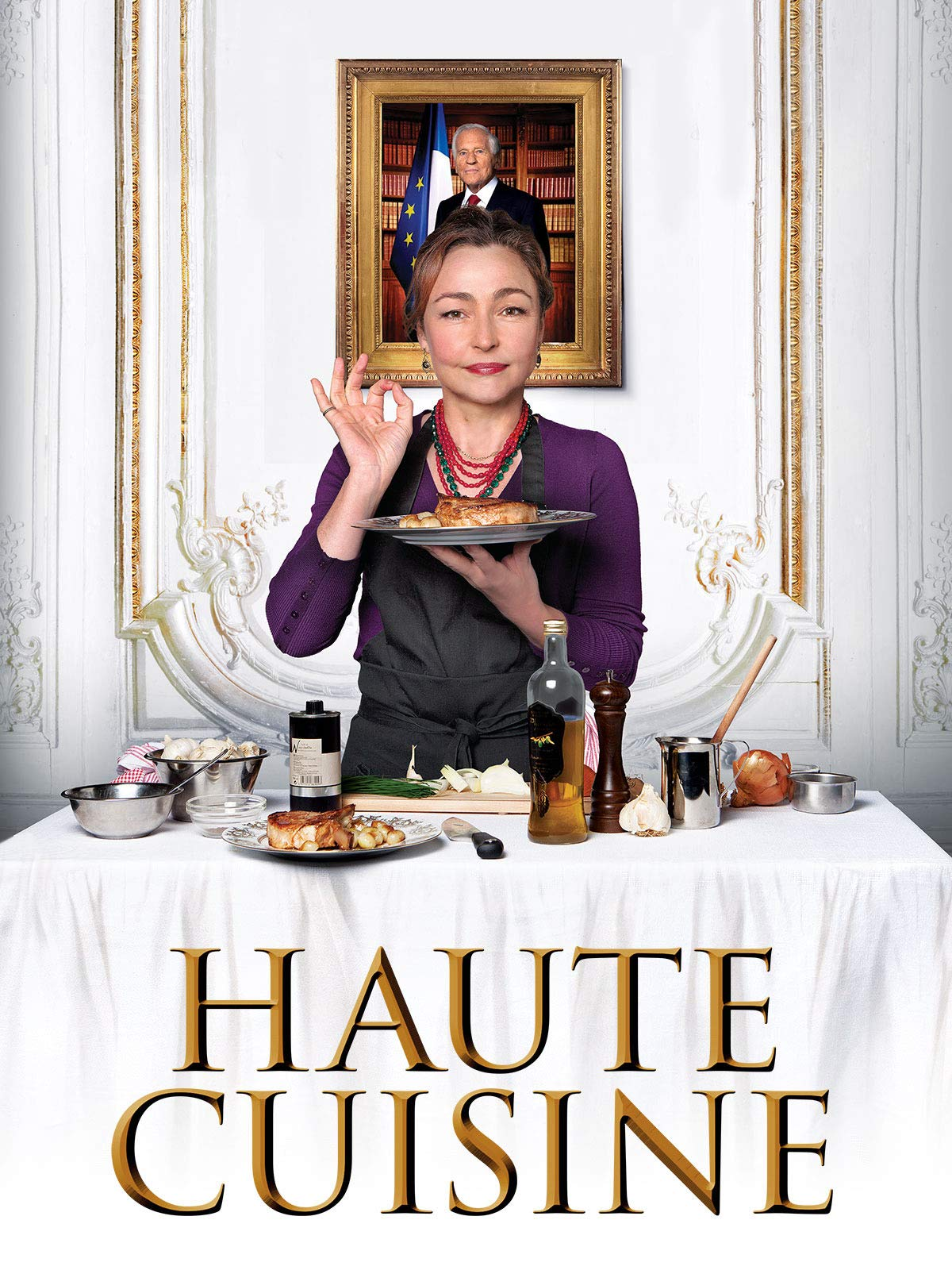 Haute Cuisine on Amazon Prime Video UK