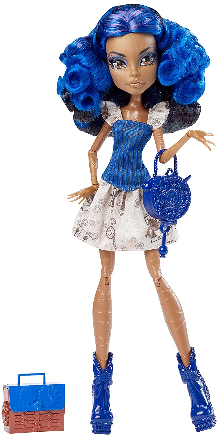 Monster High Gore-geous Robecca Steam Doll and Fashion Set наклейка monster high