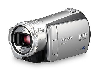 HDC-SD5 High Definition (SD Flash Camcorder (Silver))