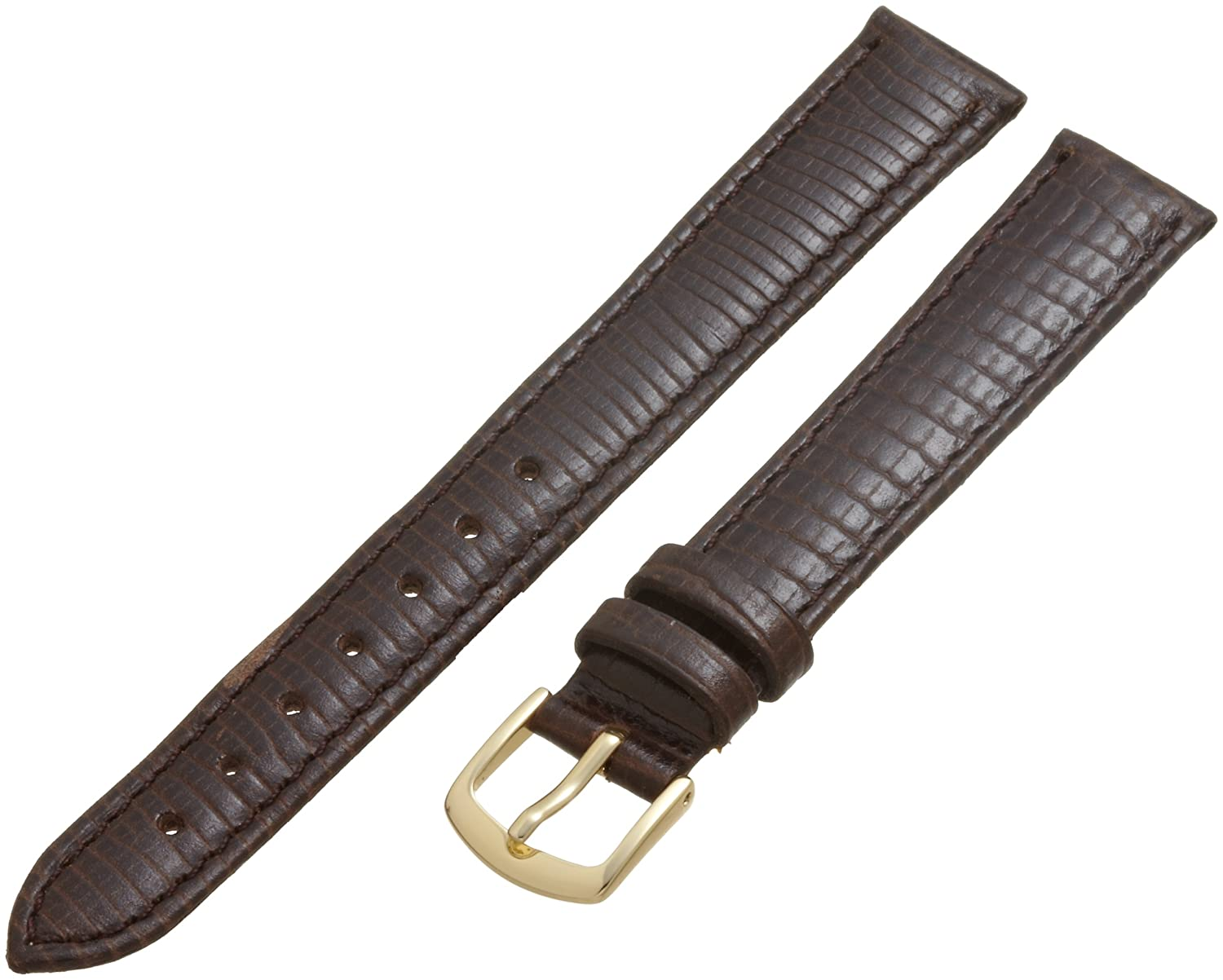 Hadley-Roma Women's LSL716LZ 140 Genuine Leather Strap Watchband