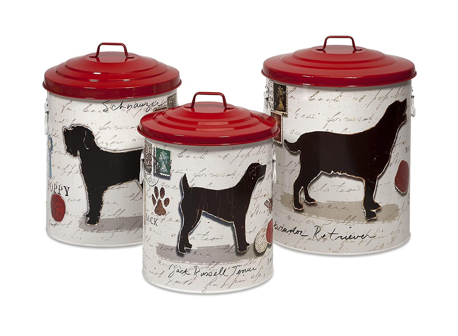 Looking for stylish ways to store your pup's snacks and kibble? Check out our guide to picking out Decorative Dog Food Canisters!