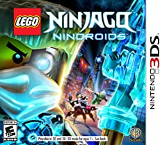 LEGO Ninjago: Nindroids for Nintendo 3DS and PlayStation Vita