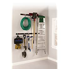 Rubbermaid 5E11 FastTrack Multi-Purpose Hook