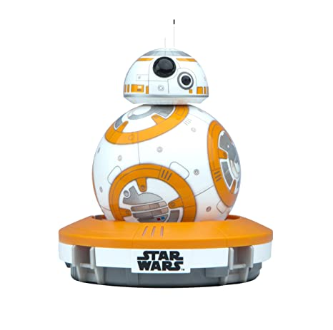 Robot interactif et multimédia Orbotix SPHERO BB-8 Star Wars