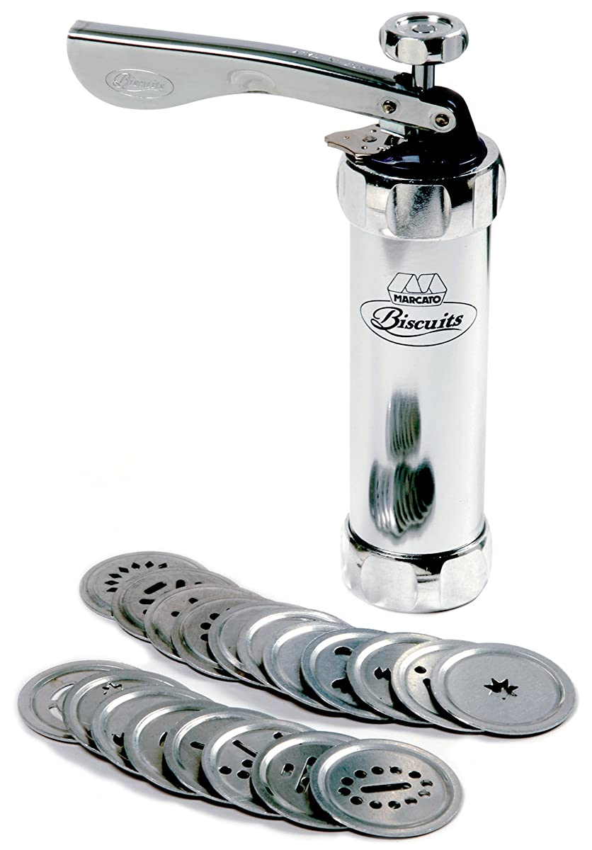 Norpro 3301 Deluxe Biscuit/Cookie Press