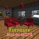 Mods : Furniture Mod for MCPE
