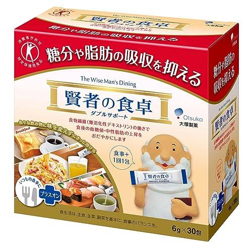 分油分脂降血糖,日本大塚賢者の食卓