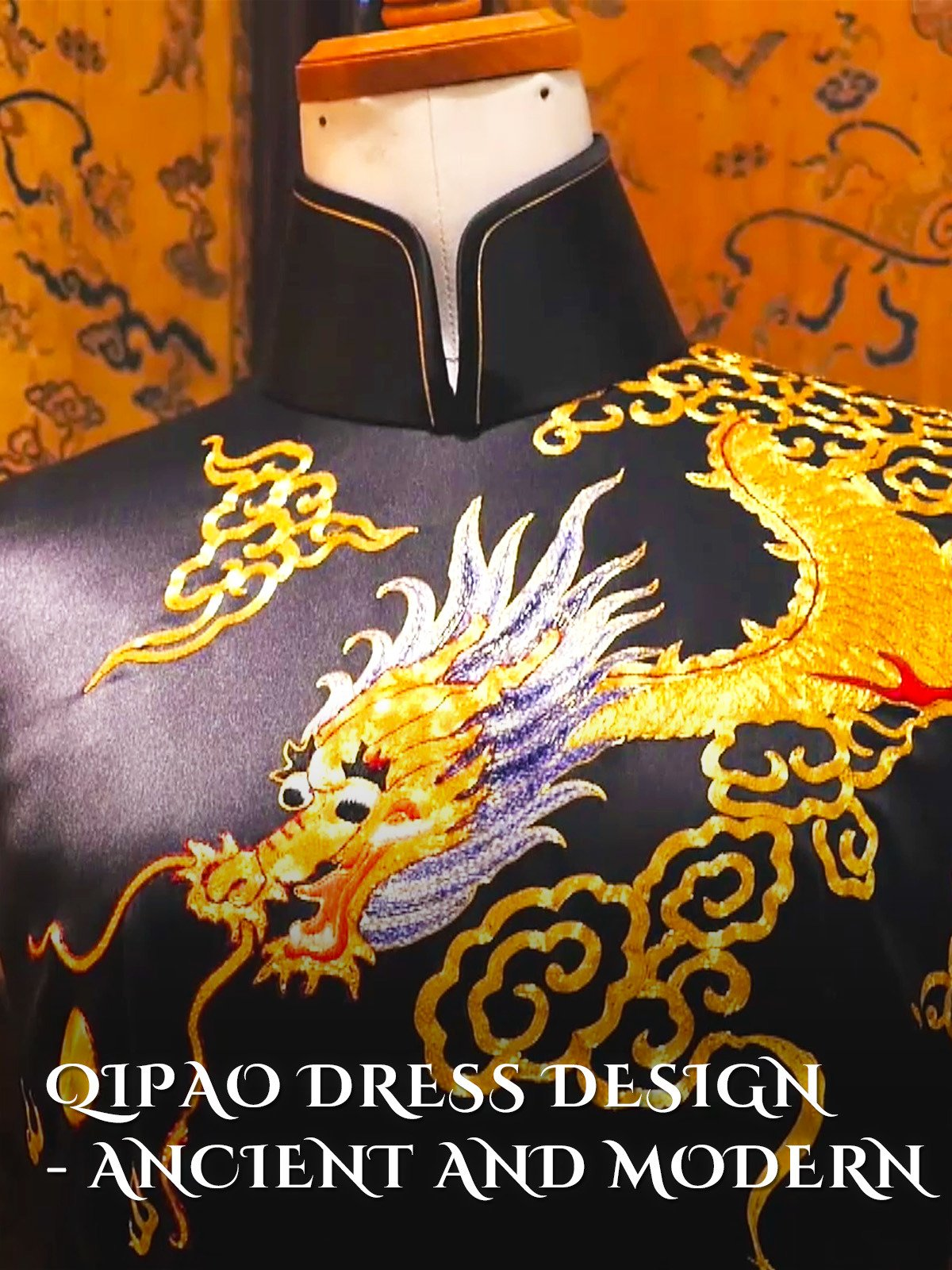 Qipao dress design