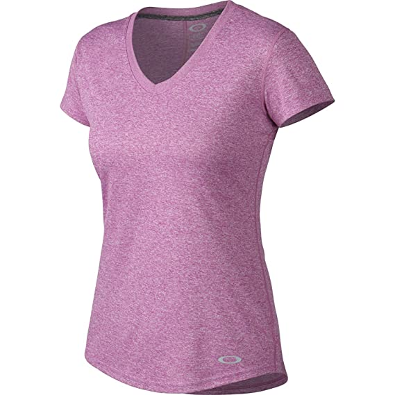 Oakley Womens All In Short-Sleeve Shirt