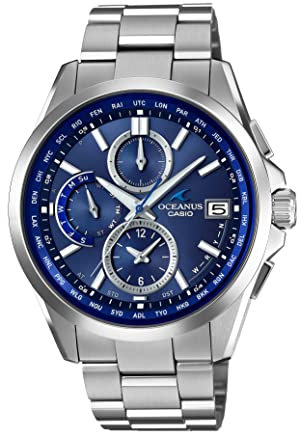 CASIO 腕時計 オシアナス CLASSIC 電波ソーラー OCW-T2600-2A2JF