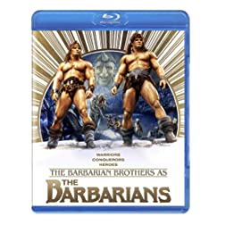 The Barbarians [Blu-ray]