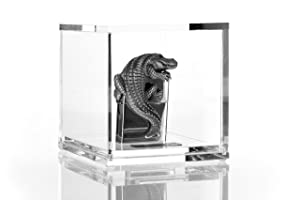 Zippo Crocodile 2.004.066 Lighter / 3D Figurine / Limited Edition 0001/2500   2500/2500 / Highly Polished Chrome       Customer reviews