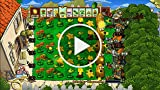 Plants vs. Zombies - Gameplay