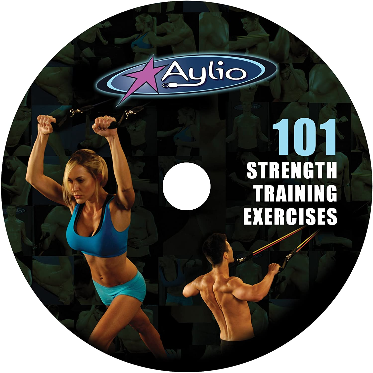 The Best Resistance Band Exercises DVD