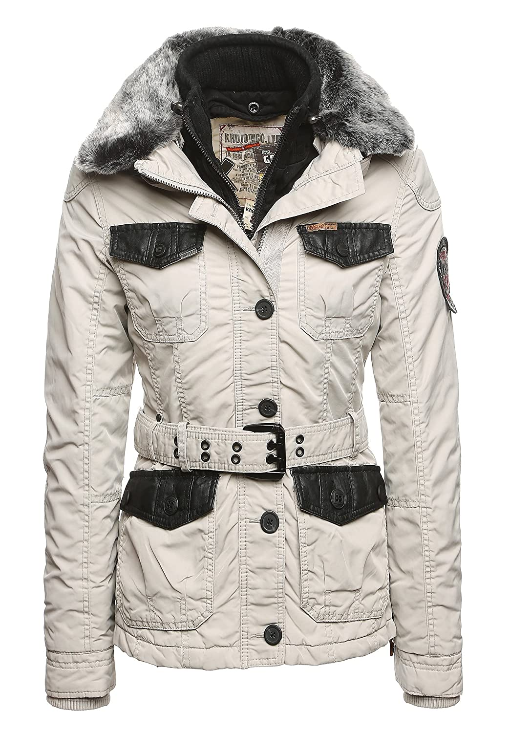 khujo Damen Jacke PIPER WITH INNER JACKET 1658JK153J_117 bestellen