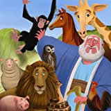 Noahs Ark - Interactive Bible StoryBook for Kids By TabTale