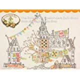 The Stitchwitch Spellbinders Quilt Show Embroidery Pattern by Meg Hawkey From Crabapple Hill Studio #2567 Block #8 Magic Needle Shop
