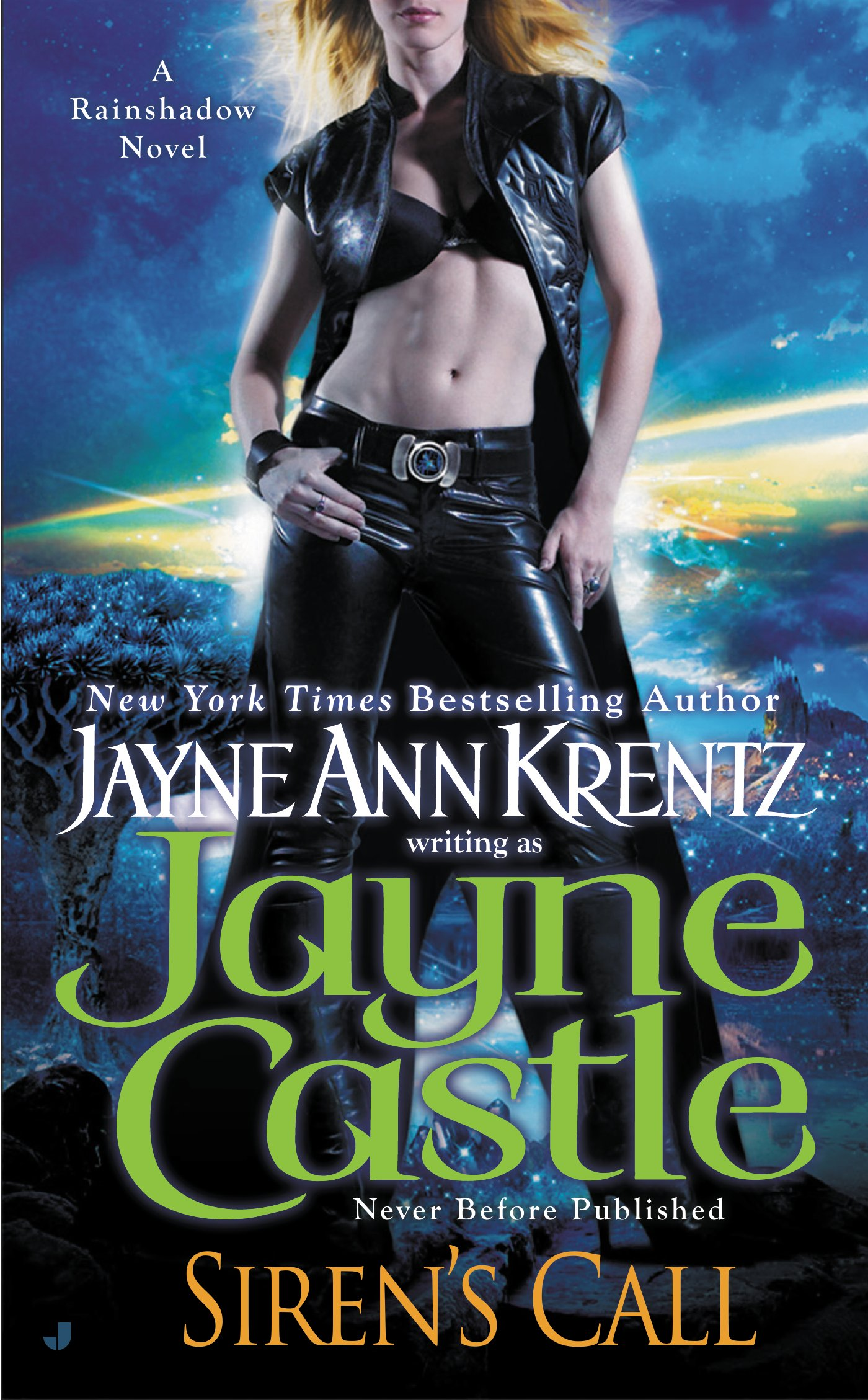 Rainshadow - Books 1 - 4 - Jayne Castle