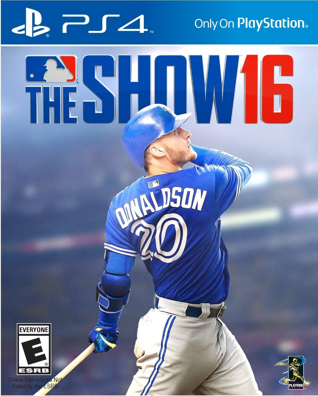 MLB The Show 16 - PS4 (Digital Code)