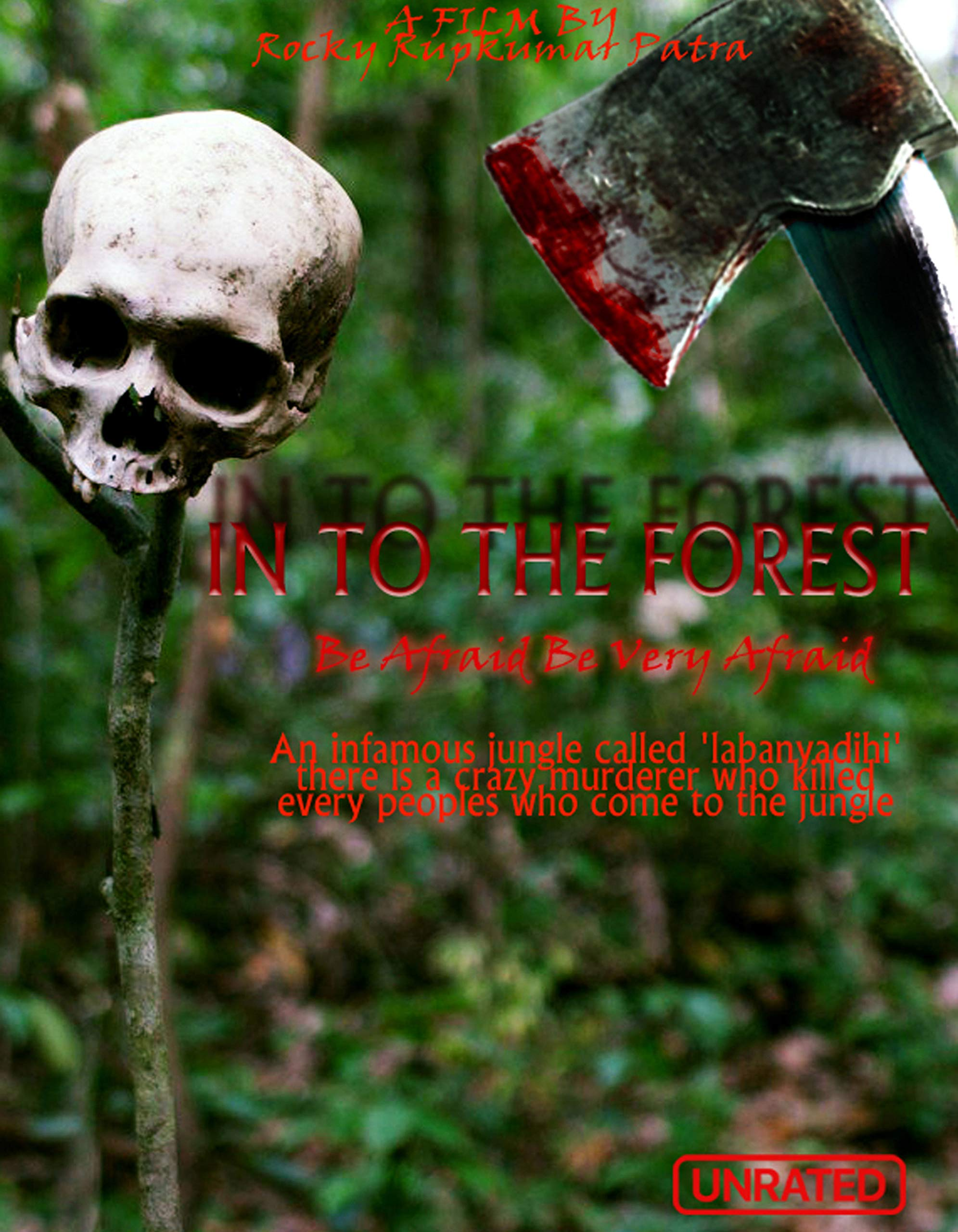 In The Forest Maniac Killer Mystery - Unrated Short Version