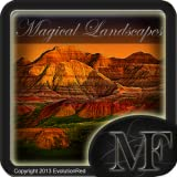 Magical Landscapes - (Match 3 Fusion Game)