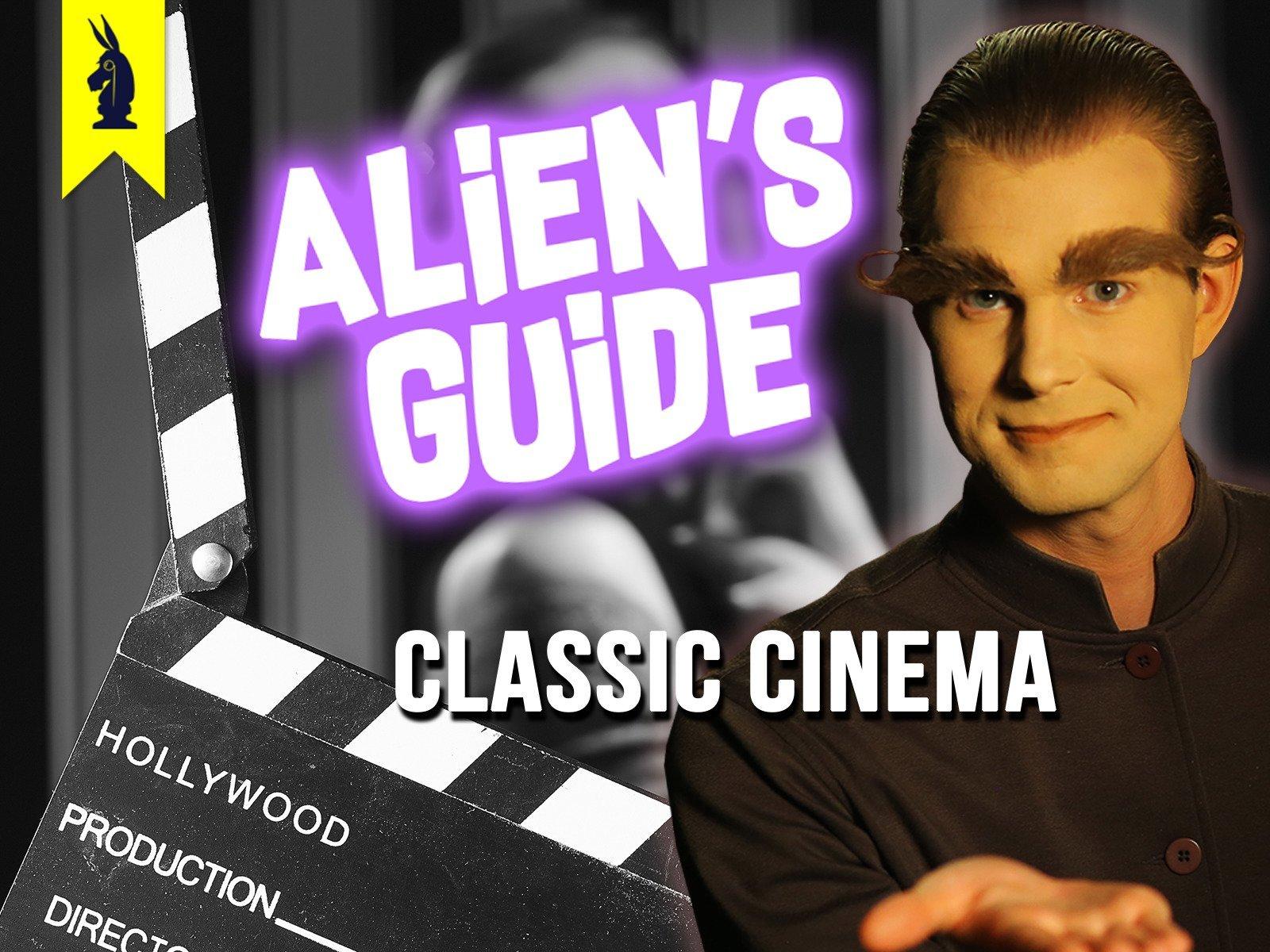 Alien's Guide to Cinema - Season 1