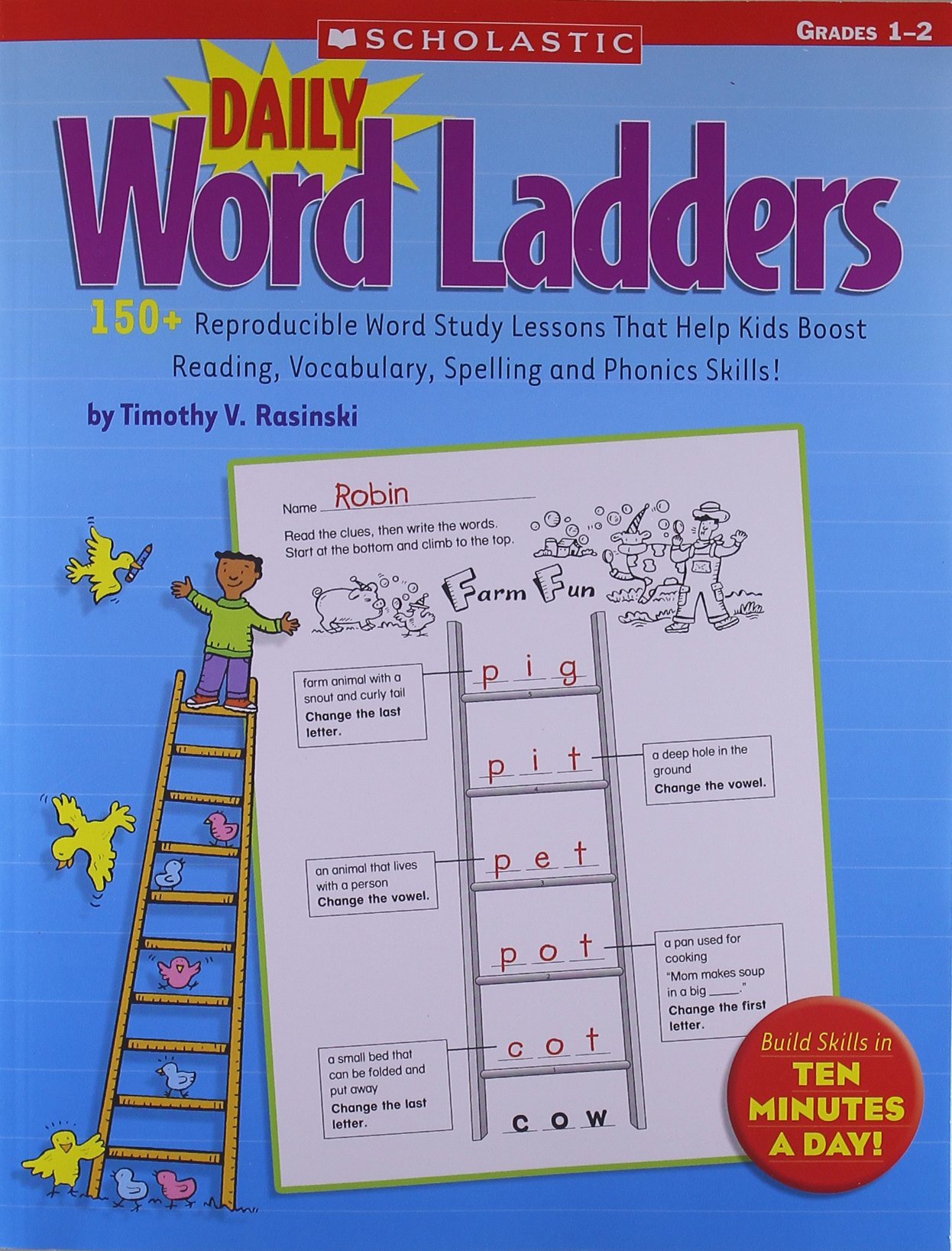 vocabulary books for kids pdf