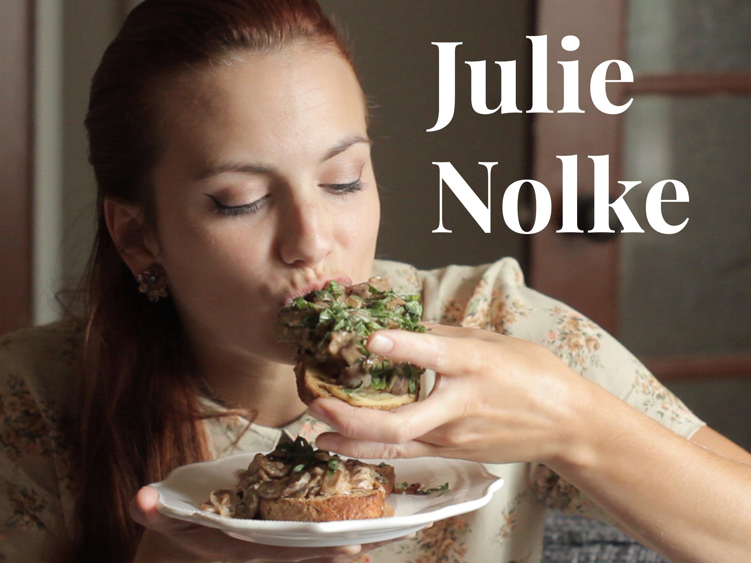 Julie Nolke on Amazon Prime Video UK